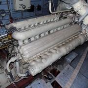 Двигатель М401А-1 ЛВ (с реверс-редуктором), ОАО Звезда, Ленинград. фото