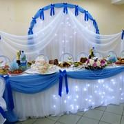 Комплект украшений для свадьбы фото