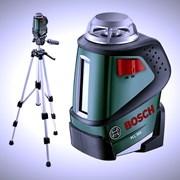 лазерный нивелир BOSCH pll360set в аренду/прокат. фото