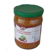 Солянка овощная из свежей капусты фото