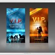 Дизайн пригласительных билетов фото