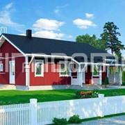 Финский дом Classic 84 фото