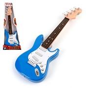 Игрушка музыкальная «Рок гитара», звуковые эффекты, цвета МИКС фото