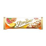 Батончики мюсли в йогуртовой глазури Slim Bar без сахара фото