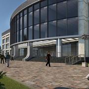 Проект административного здания в Атырау фото