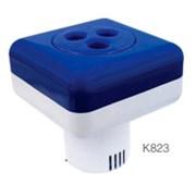 Дозатор Kokido Classic K823BU (табл. 75 мм) квадратный фото