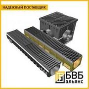 Дождеприемник чугунный ВЧШГ 690x470x120 мм ГОСТ 3634-99 фото