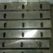 Ножам для дробилок. фото