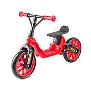 Беговел для малышей от 1.5 лет Small Rider Fantik красный фото