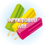 Мороженое ароматическое. Фруктовый лед фото