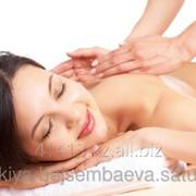 Общий массаж (классический сегментарно-точечный массаж) фото