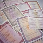 Регистрация выпуска акций, проспектов эмиссий ценных бумаг в ФСФР фото