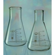 Посуда и оборудование лабораторные стеклянные фото