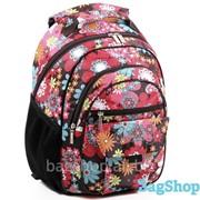 Яркий и легкий рюкзачек для девочек начальных классов Dolly 590-1 фото