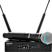 Радиомикрофон SHURE QLXD2/BETA58A фото