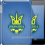 Чехол на iPad mini Украинский футбол 308c-27 фото