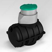 Емкости подземные ЭКОПРОМ на 1250, 2000 и 3000 лит фото