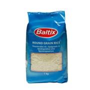 Круглозерный рис фото