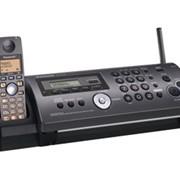 KX-FC228RU-T Panasonic факсимильный аппарат на основе термопереноса, Чёрный фото