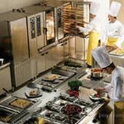 Обслуживание оборудования для общепита, кафе, ресторанов фото