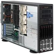 Сервер USN Zeus Supermicro i7300 2*Xeon E7420 фото
