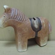 Лошадка-качалка копилка, арт. 9811686** фото