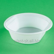Тарелка глубокая белая фото