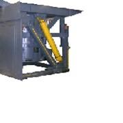 Печи индукционные плавильные ИЧТ 2,5, 0,16,0,4 фото