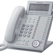 Цифровой системный IP телефон Panasonic KX-NT346RU фото