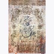 Дизайнерская бумага Картуш Генрих фото