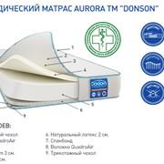 Матрас DonSon Aurora 160x200x21 фото