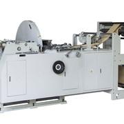 Машина LMD-400 для производства бумажных пакетов с V-образным дном фото