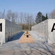 Модульные здания - база отдыха. фото
