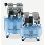 Стоматологический компрессор Nardi&Herrero, 1HP, 152 л/мин фото