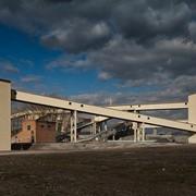 Строительство поверхностных комплексов шахт фото