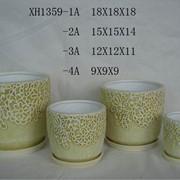 Набор цветочных горшков XH1359 фото