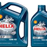 Моторное масло на синтетической основе Shell Helix HX7 5w40 Спецификации/допуски:SAE 5W-40, API SL/CF, ACEA A3/B3/B4, MB 229.1, BMW Longlife-98, VW 502.00/505.00, Meets PSA E & D requirements, JASO «SG», Ford M2C-153E фото