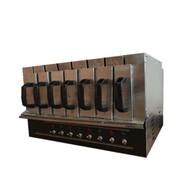 Шашлычный аппарат HX 63 (семь секций) фото