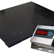Весы низкопрофильные пылевлагозащищенного исполнения фото