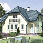 Проект одноэтажного дома Антрацит G-V фото