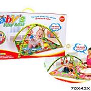 Коврик мягкий с игрушками 21-3607 фото