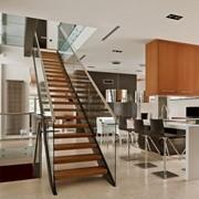 Двухэтажный коттедж 245 кв. м. фото