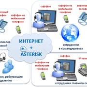 Организация колл-центра и IP-телефония фото