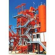Асфальтный завод MARINI Италия фото