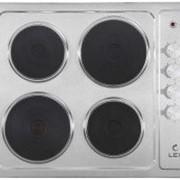 Встраиваемая электрическая варочная панель Lex EVS 640 IX фото