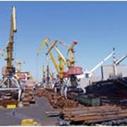 Грузопереработка внешнеторговых грузов фото