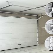 Автоматические ворота DoorHan с торсионным механизмом фото