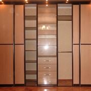 Встроенные шкафы-купе фото