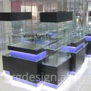 Витрины стеклянные Glassline фото