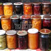 Фрукты и овощи консервированные фото